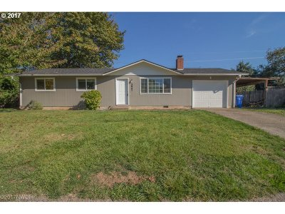 Eugene OR Single Family Home For Sale: $199,500