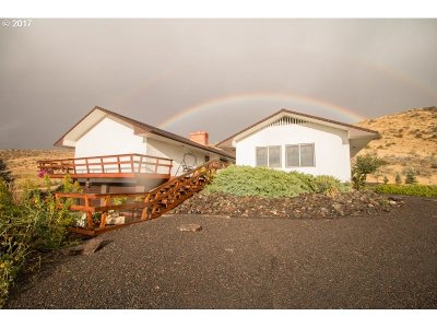 Union Single Family Home For Sale: 57919 High Valley Rd
