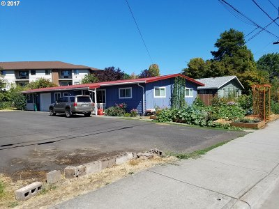 Multi Family Home For Sale: 3125 18th Ave