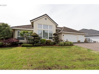 Canby OR Single Family Home For Sale: $559,900