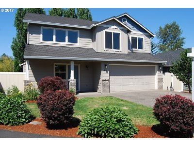 Vancouver WA Single Family Home Sold: $322,000