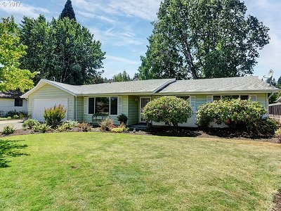 Milwaukie Single Family Home For Sale: 6522 SE Molt St