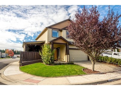 Keizer Single Family Home For Sale: 1008 Taurus Loop