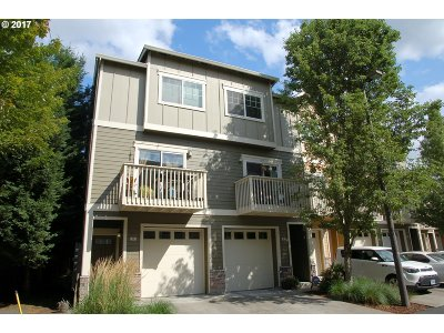 Beaverton OR Condo/Townhouse For Sale: $249,900