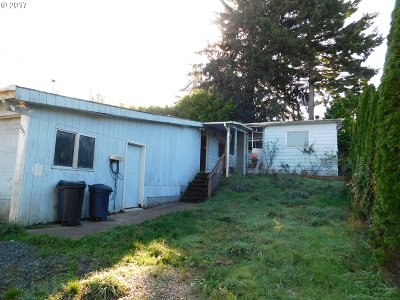 Coos Bay Single Family Home For Sale: 1555 Underwood Ave