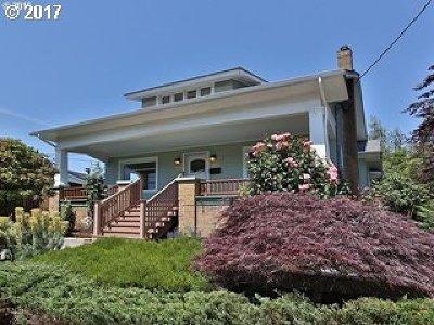 Clackamas County, Multnomah County, Washington County Multi Family Home For Sale: 2443 SE Clinton St