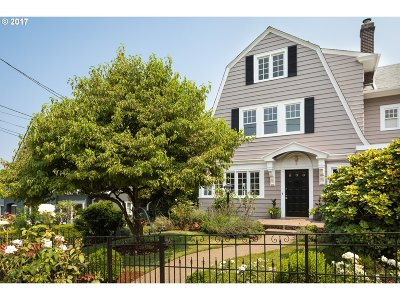 Single Family Home For Sale: 838 NW Albemarle Ter