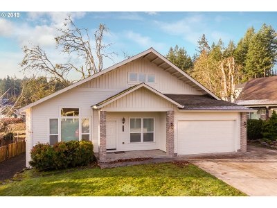 Eugene Single Family Home For Sale: 3318 Bentley Ave