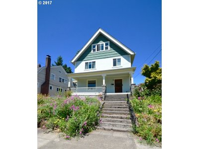 Clackamas County, Multnomah County, Washington County Multi Family Home For Sale: 2149 NE Clackamas St
