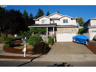 Single Family Home For Sale: 5012 SE 140th Ave