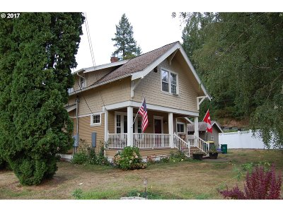 Gaston Single Family Home For Sale: 38495 SW Laurelwood Rd