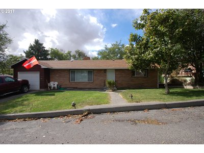 Pendleton Single Family Home For Sale: 609 NW 6th St