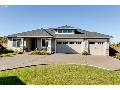 Cottage Grove, Creswell Single Family Home For Sale: 133 Hagens Ct