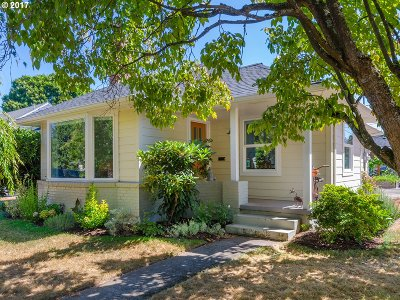 Single Family Home For Sale: 350 SE 47th Ave