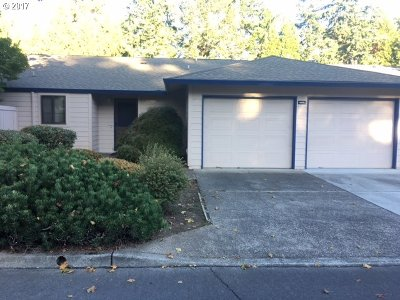 Tigard Single Family Home For Sale: 14810 SW 106th Ave