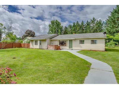 Eagle Creek OR Single Family Home For Sale: $410,000
