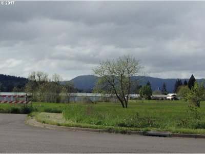 Sutherlin Residential Lots & Land For Sale: Taylor St