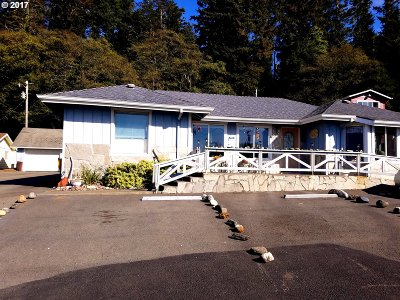 Gold Beach Single Family Home For Sale: 29193 Kerber Dr