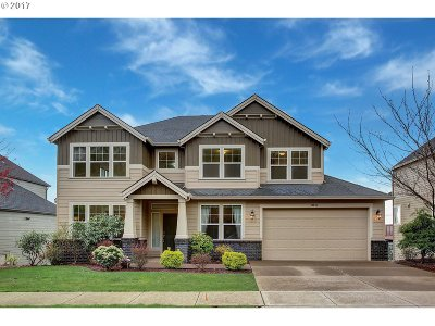 Happy Valley Single Family Home For Sale: 10932 SE Lenore St