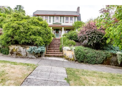 Eugene Single Family Home For Sale: 1112 E 20th