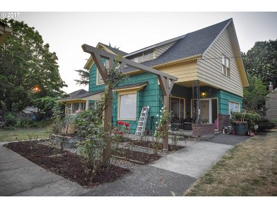 Single Family Home For Sale: 1525 SE 52nd Ave SE