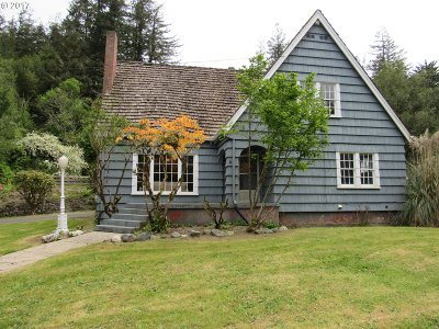 Coquille OR Single Family Home For Sale: $357,500