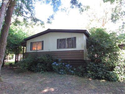 Elmira Single Family Home For Sale: 89351 Fields Rd