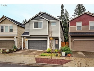Hillsboro, Cornelius, Forest Grove Single Family Home For Sale: 2740 25th Pl