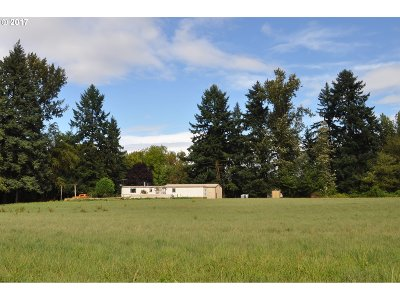 Woodburn Single Family Home Sold: 16755 Arney Rd