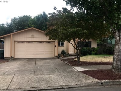 Springfield OR Single Family Home For Sale: $199,000