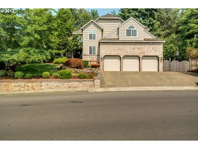 Single Family Home For Sale: 12735 NW Creekside Dr