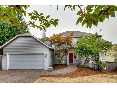 Single Family Home For Sale: 165 NW Peach St