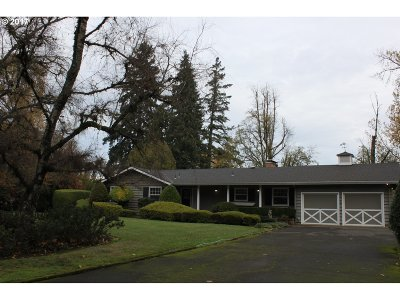 West Linn Single Family Home For Sale: 18730 Nixon Ave