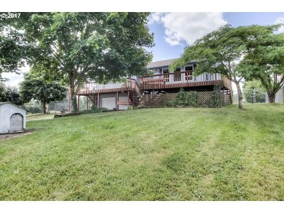Turner Single Family Home Sold: 13151 Duckflat Rd SE