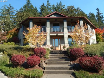 Eugene Single Family Home For Sale: 2695 Brackenfern Rd