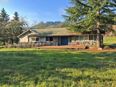 Oakland Single Family Home For Sale: 181 Lower Crest Rd