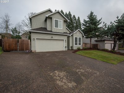 Happy Valley Single Family Home Pending: 12920 SE 128th Ave