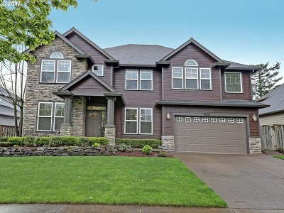 Sherwood Single Family Home For Sale: 18350 SW Orchard Hill Ln