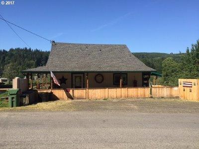 Clatskanie Single Family Home Bumpable Buyer: 1070 Bellflower