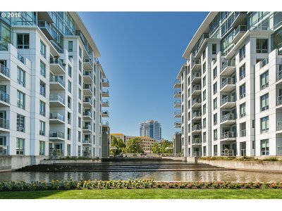 Condo/Townhouse For Sale: 1310 NW Naito Pkwy #503A