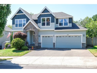 Sherwood Single Family Home For Sale: 23628 SW Heron Lakes Dr