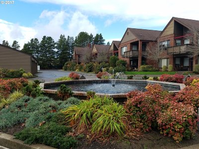 Tigard Condo/Townhouse For Sale: 15522 SW 114th Ct #45