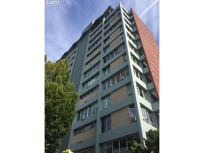 Eugene Condo/Townhouse For Sale: 1313 Lincoln St #1105