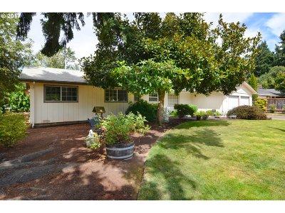 Eugene Single Family Home For Sale: 1515 Flintridge Ave
