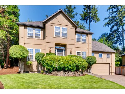 Beaverton Single Family Home For Sale: 10215 SW Snowgoose Pl