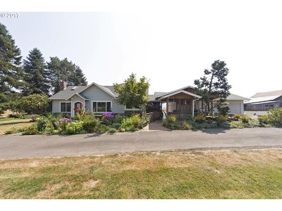 Canby Single Family Home Sold: 11852 S Union Hall Rd