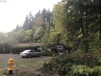 Gates Multi Family Home For Sale: 359 N Santiam Hwy