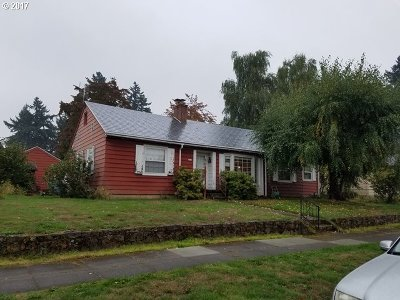 Portland Single Family Home For Sale: 6428 NE 31st Ave