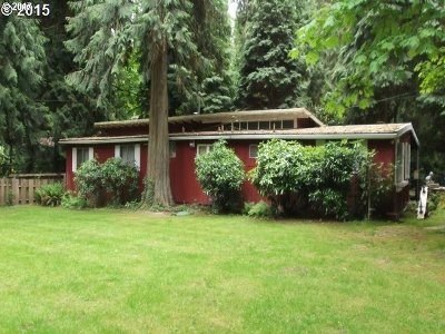 West Linn Single Family Home For Sale: 1145 SW Borland Rd
