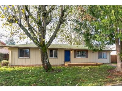 Beaverton Single Family Home For Sale: 19500 SW Trelane St